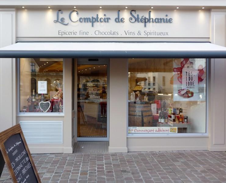 LE COMPTOIR DE STEPHANIE