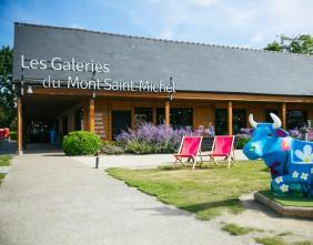Les Galeries du Mont Saint-Michel